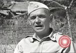 Image of American prisoners of war Philippines, 1945, second 38 stock footage video 65675062298