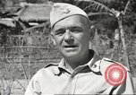 Image of American prisoners of war Philippines, 1945, second 60 stock footage video 65675062298
