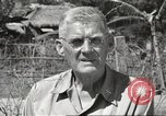 Image of American prisoners of war Philippines, 1945, second 2 stock footage video 65675062299