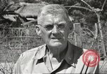 Image of American prisoners of war Philippines, 1945, second 8 stock footage video 65675062299