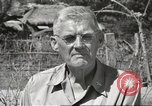 Image of American prisoners of war Philippines, 1945, second 15 stock footage video 65675062299