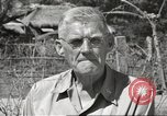Image of American prisoners of war Philippines, 1945, second 16 stock footage video 65675062299