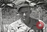 Image of American prisoners of war Philippines, 1945, second 18 stock footage video 65675062300