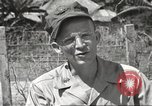 Image of American prisoners of war Philippines, 1945, second 25 stock footage video 65675062300