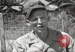 Image of American prisoners of war Philippines, 1945, second 26 stock footage video 65675062300