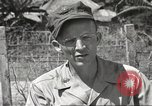 Image of American prisoners of war Philippines, 1945, second 27 stock footage video 65675062300