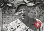Image of American prisoners of war Philippines, 1945, second 32 stock footage video 65675062300