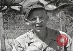 Image of American prisoners of war Philippines, 1945, second 33 stock footage video 65675062300