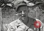 Image of American prisoners of war Philippines, 1945, second 38 stock footage video 65675062300