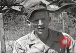 Image of American prisoners of war Philippines, 1945, second 39 stock footage video 65675062300