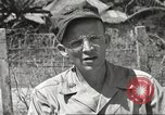 Image of American prisoners of war Philippines, 1945, second 43 stock footage video 65675062300