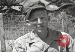 Image of American prisoners of war Philippines, 1945, second 53 stock footage video 65675062300