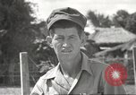 Image of American prisoners of war Philippines, 1945, second 14 stock footage video 65675062301