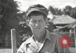 Image of American prisoners of war Philippines, 1945, second 17 stock footage video 65675062301