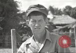 Image of American prisoners of war Philippines, 1945, second 18 stock footage video 65675062301