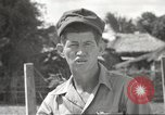 Image of American prisoners of war Philippines, 1945, second 22 stock footage video 65675062301