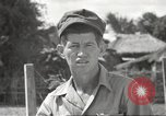 Image of American prisoners of war Philippines, 1945, second 29 stock footage video 65675062301
