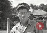 Image of American prisoners of war Philippines, 1945, second 34 stock footage video 65675062301