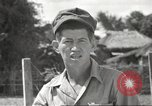 Image of American prisoners of war Philippines, 1945, second 40 stock footage video 65675062301