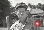 Image of American prisoners of war Philippines, 1945, second 46 stock footage video 65675062301