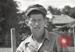 Image of American prisoners of war Philippines, 1945, second 53 stock footage video 65675062301