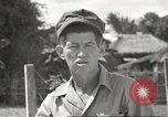 Image of American prisoners of war Philippines, 1945, second 54 stock footage video 65675062301