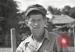 Image of American prisoners of war Philippines, 1945, second 55 stock footage video 65675062301