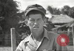 Image of American prisoners of war Philippines, 1945, second 57 stock footage video 65675062301