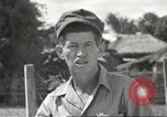 Image of American prisoners of war Philippines, 1945, second 58 stock footage video 65675062301