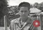 Image of American prisoners of war Philippines, 1945, second 1 stock footage video 65675062302