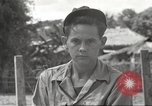 Image of American prisoners of war Philippines, 1945, second 3 stock footage video 65675062302