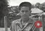 Image of American prisoners of war Philippines, 1945, second 4 stock footage video 65675062302