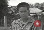 Image of American prisoners of war Philippines, 1945, second 16 stock footage video 65675062302