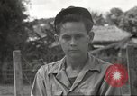 Image of American prisoners of war Philippines, 1945, second 18 stock footage video 65675062302