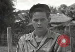 Image of American prisoners of war Philippines, 1945, second 19 stock footage video 65675062302
