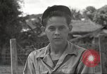 Image of American prisoners of war Philippines, 1945, second 21 stock footage video 65675062302
