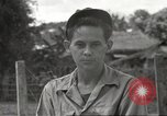 Image of American prisoners of war Philippines, 1945, second 22 stock footage video 65675062302