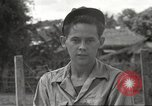 Image of American prisoners of war Philippines, 1945, second 24 stock footage video 65675062302