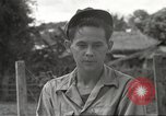 Image of American prisoners of war Philippines, 1945, second 25 stock footage video 65675062302