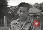 Image of American prisoners of war Philippines, 1945, second 26 stock footage video 65675062302