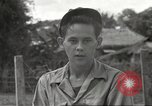 Image of American prisoners of war Philippines, 1945, second 29 stock footage video 65675062302