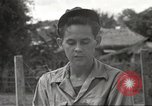 Image of American prisoners of war Philippines, 1945, second 30 stock footage video 65675062302
