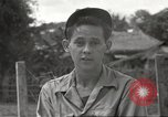 Image of American prisoners of war Philippines, 1945, second 34 stock footage video 65675062302