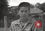 Image of American prisoners of war Philippines, 1945, second 36 stock footage video 65675062302