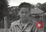 Image of American prisoners of war Philippines, 1945, second 39 stock footage video 65675062302