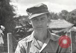 Image of American prisoners of war Philippines, 1945, second 2 stock footage video 65675062303