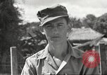 Image of American prisoners of war Philippines, 1945, second 25 stock footage video 65675062303