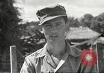 Image of American prisoners of war Philippines, 1945, second 37 stock footage video 65675062303