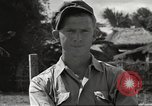 Image of American prisoners of war Philippines, 1945, second 8 stock footage video 65675062304