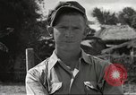 Image of American prisoners of war Philippines, 1945, second 11 stock footage video 65675062304